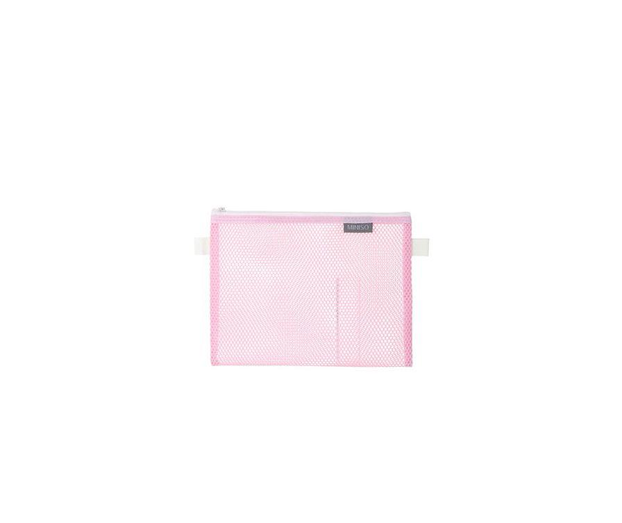 Сумка для документов, канцелярии, цвет розовый