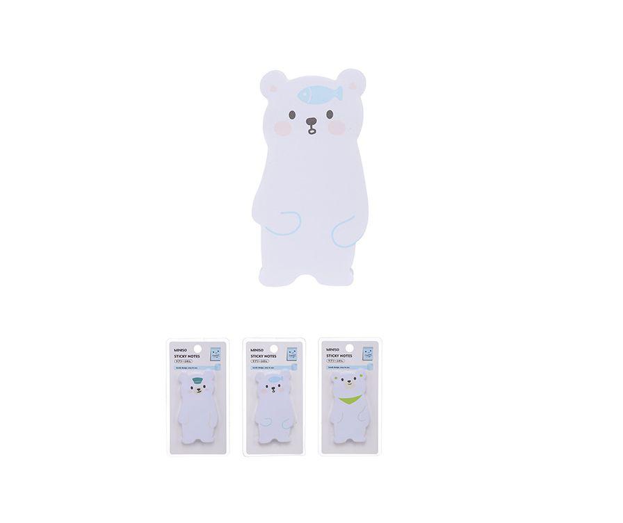 Бумага для заметок (стикеры) Lovely Bear