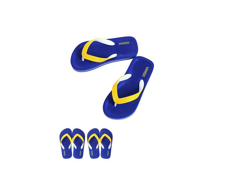 Шлепанцы детские спортивные, цвет сапфир, размер S (28/29)