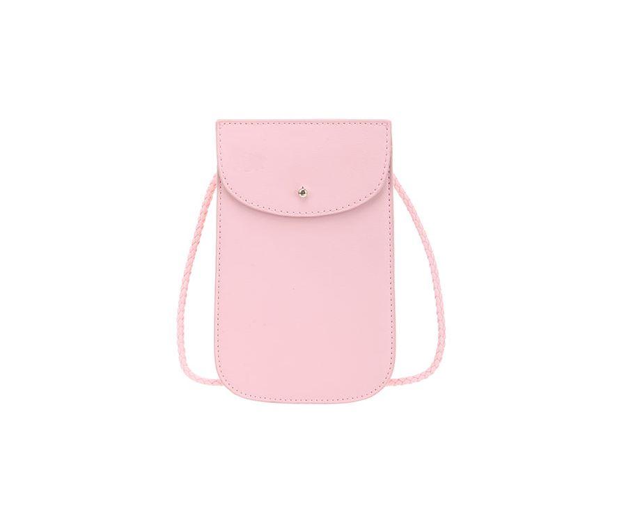 Чехол для телефона, цвет розовый