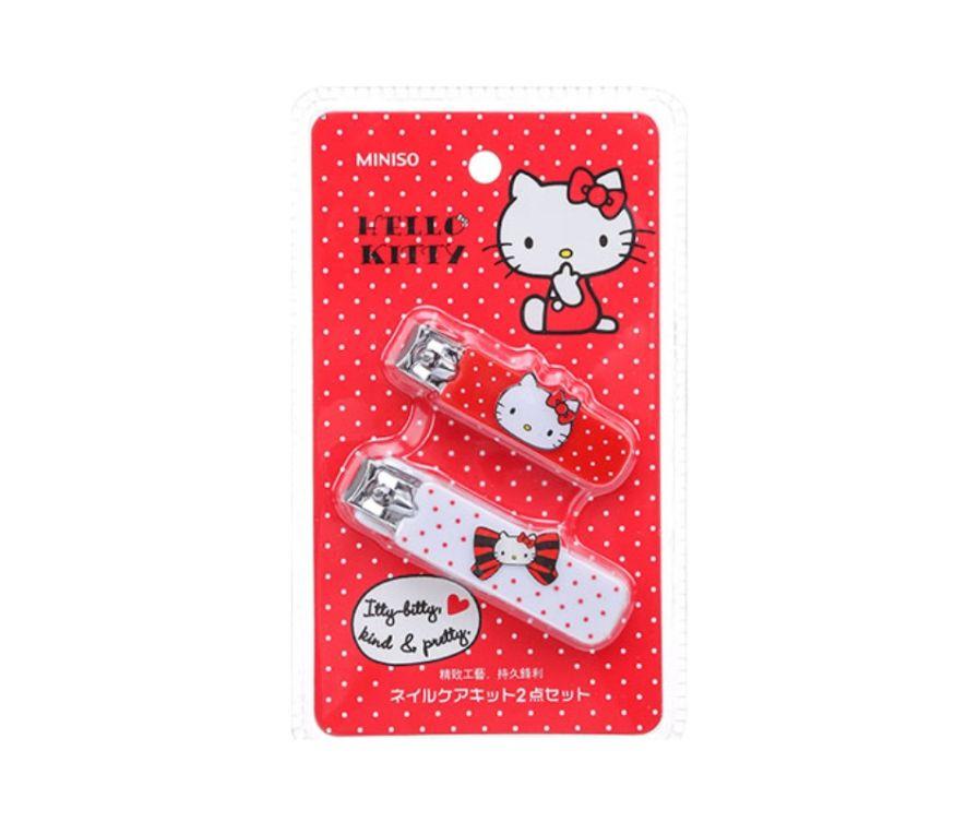 Набор для маникюра, серия Sanrio Hello Kitty (2 шт.)