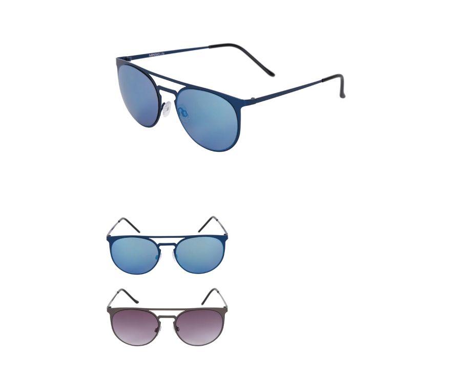 Мужские очки солнцезащитные модные 6284