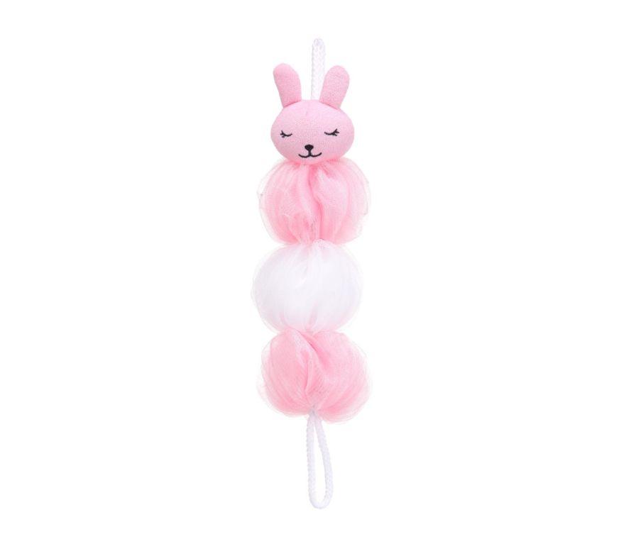 """Губка для тела """"Розовый Кролик"""""""