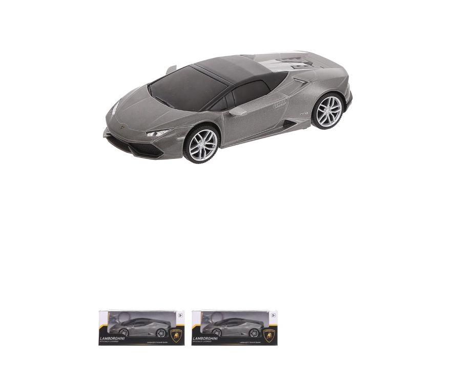 Игрушка для детей 1:32 Lamborghini LP610-4 (тип заправки) - 68422 (серый)
