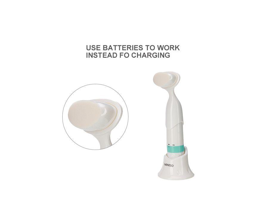 Электрический очищающий массажер для лица