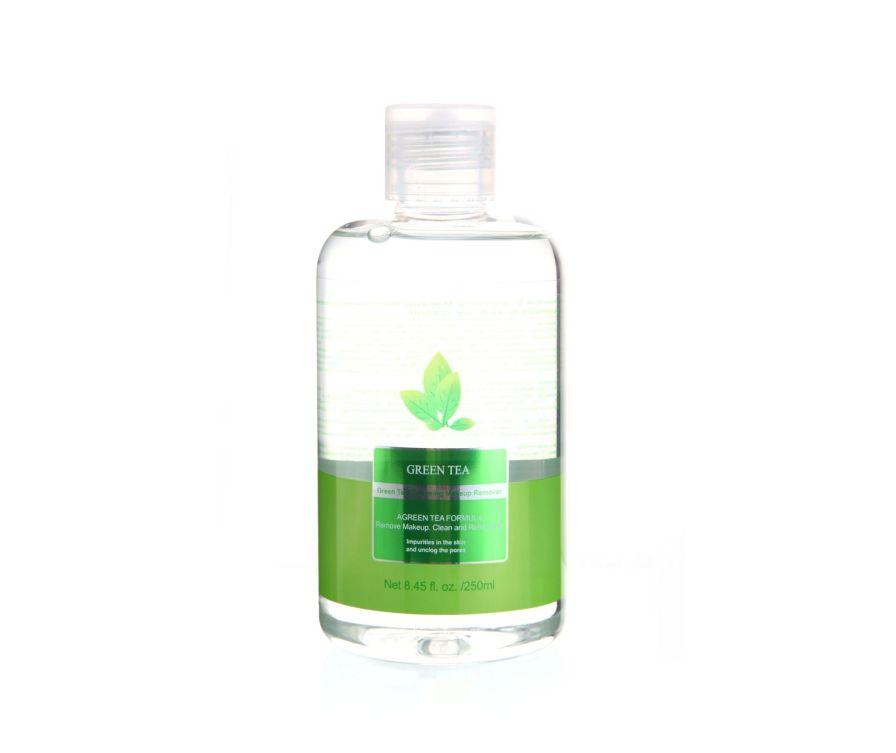 Зеленый чай Очищающее средство для снятия макияжа