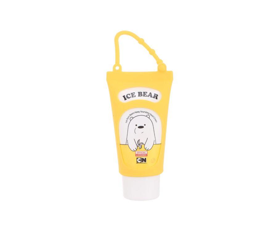 Крем для рук питательный Мед, серия We Bare Bears