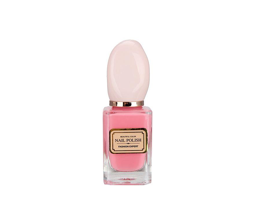 Лак для ногтей , цвет розовый