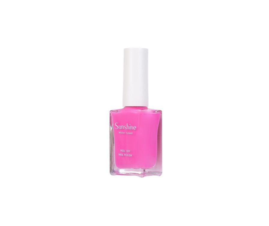 Лак для ногтей на водной основе (36 ярко-розовый)