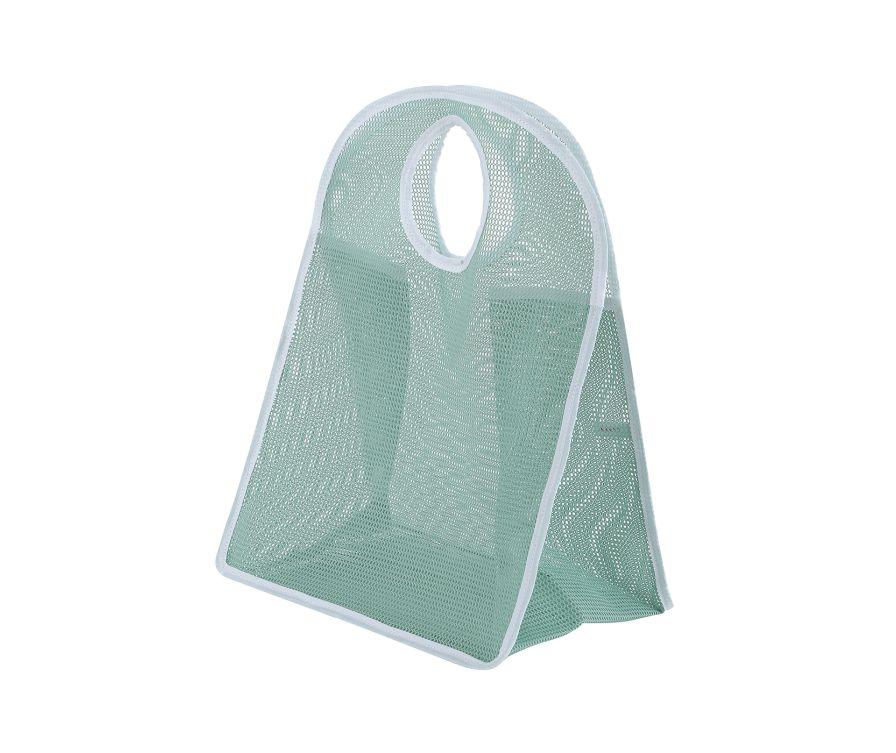 Сумка сетка (зеленый)