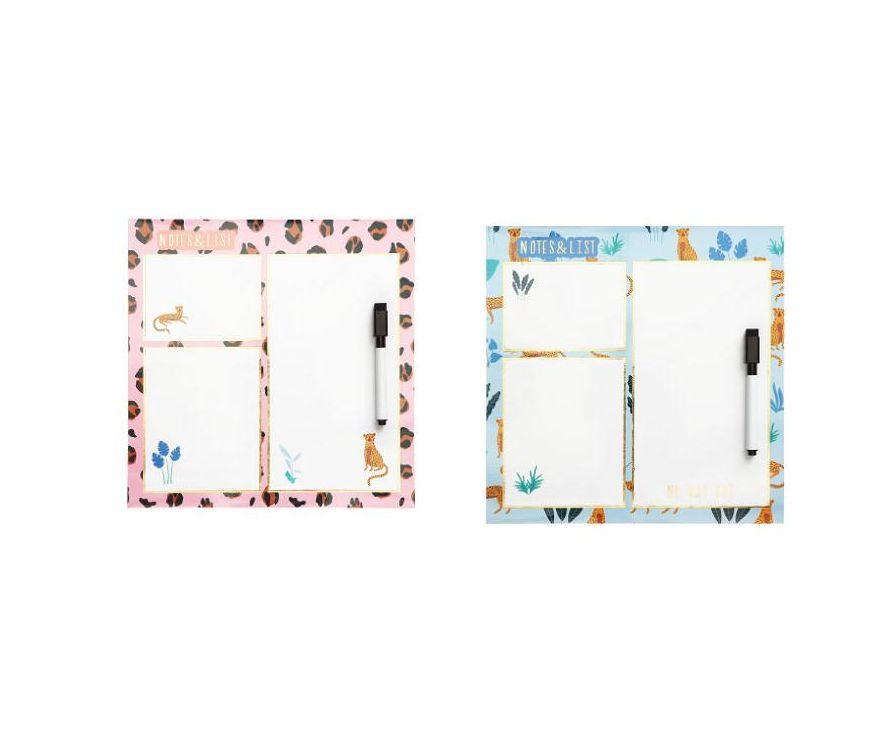Доска для письма с ручкой, серия Сафари