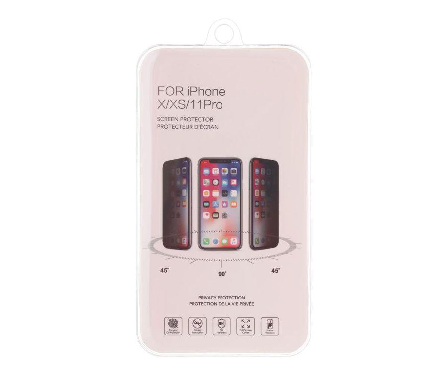 2.5D Защитная пленка для iPhone / XS