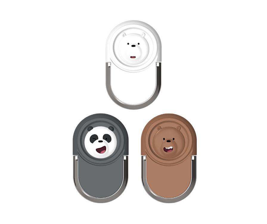Подставка для телефона, серия We Bare Bears
