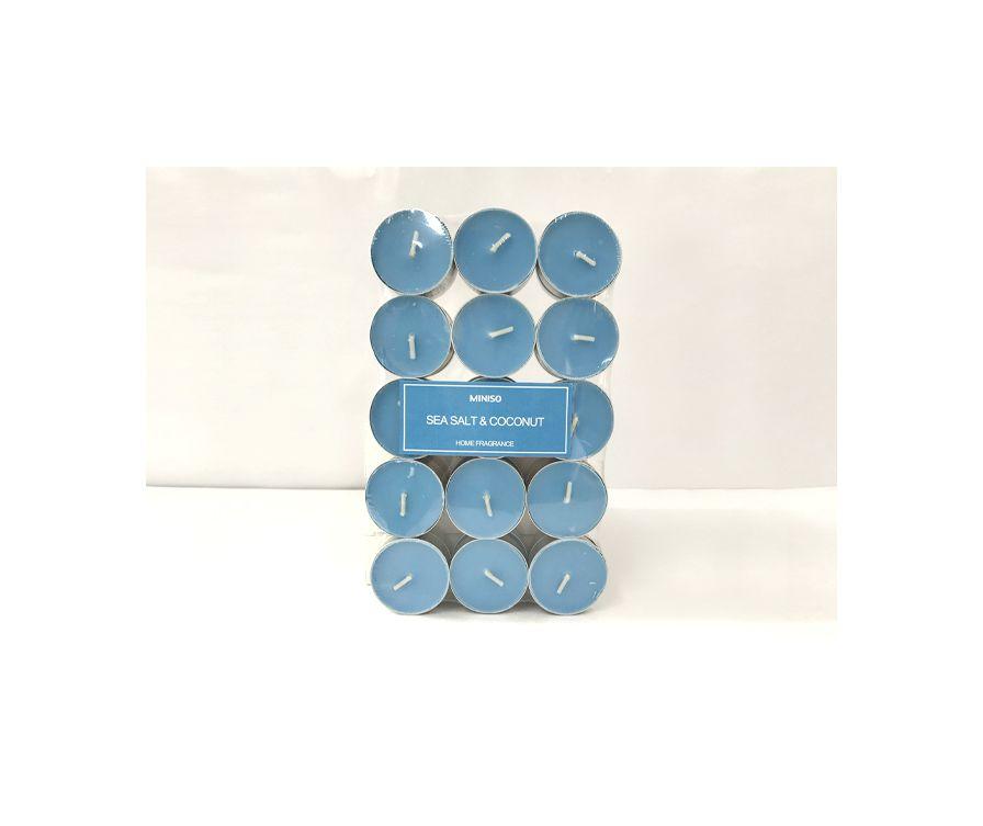 Ароматизированная свеча 30 шт. (SeaSalt&Coconut)