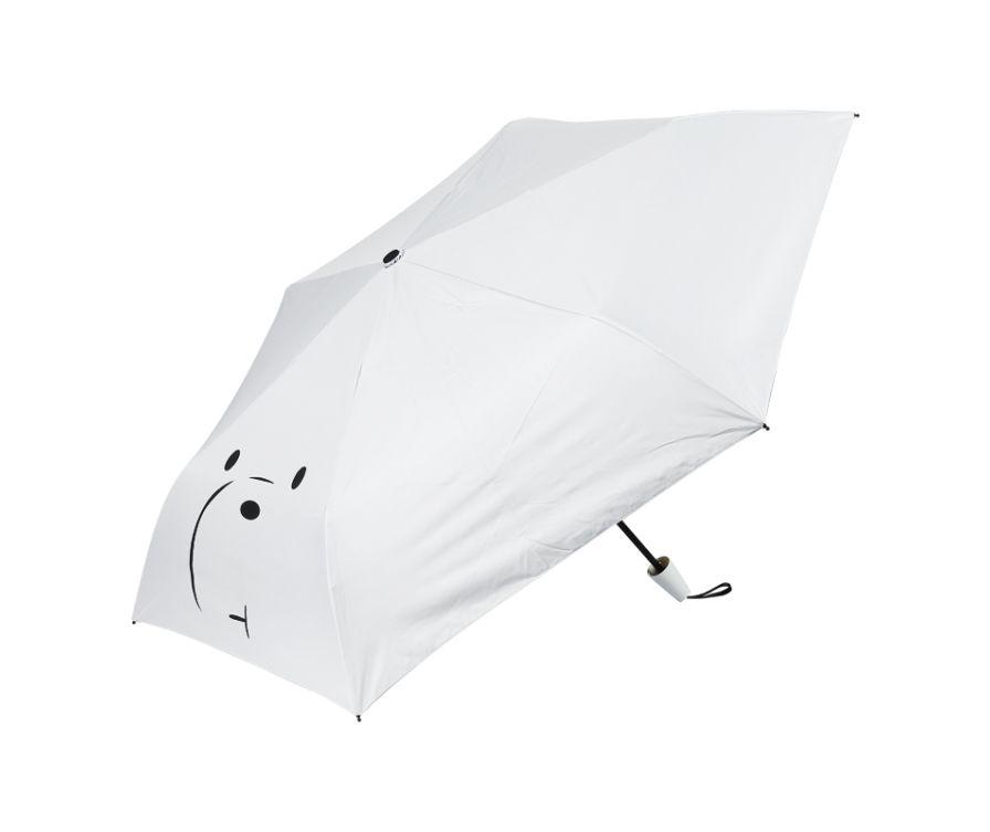 Зонт, серия We Bare Bears (Белый медведь)