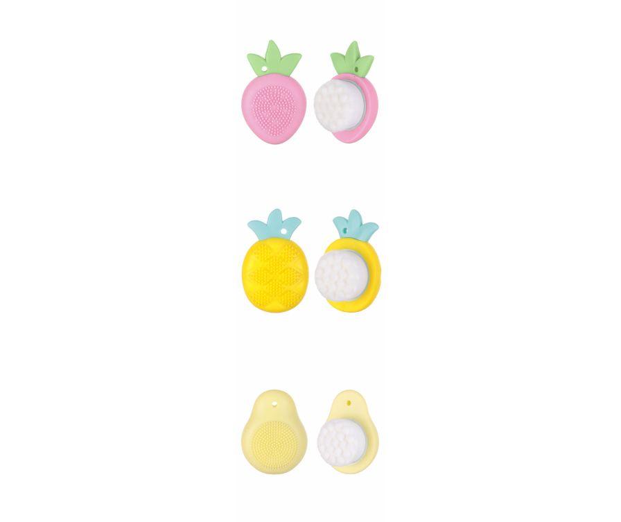 Очищающая щетка для лица Fruit Series