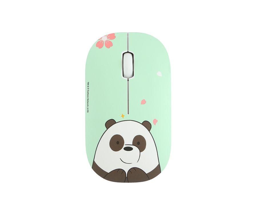 Беспроводная мышь, серия We bare bears