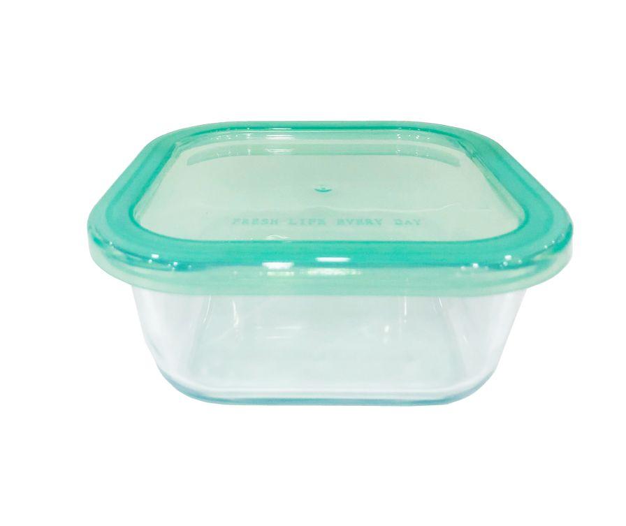 Стеклянный пищевой контейнер Средний-520 мл
