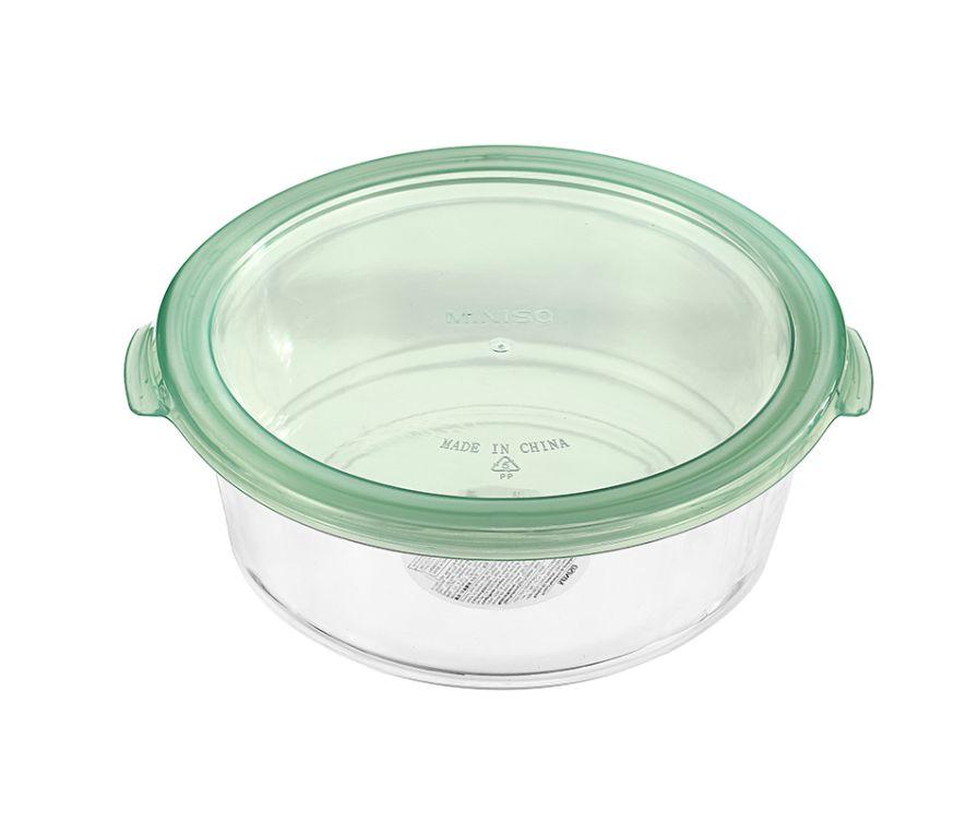 Контейнер для еды, 950 мл (зеленый)