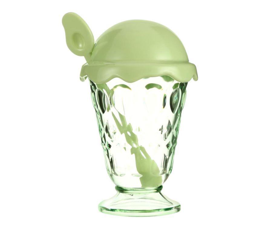 Чашка для мороженого - 435 мл (авокадо)