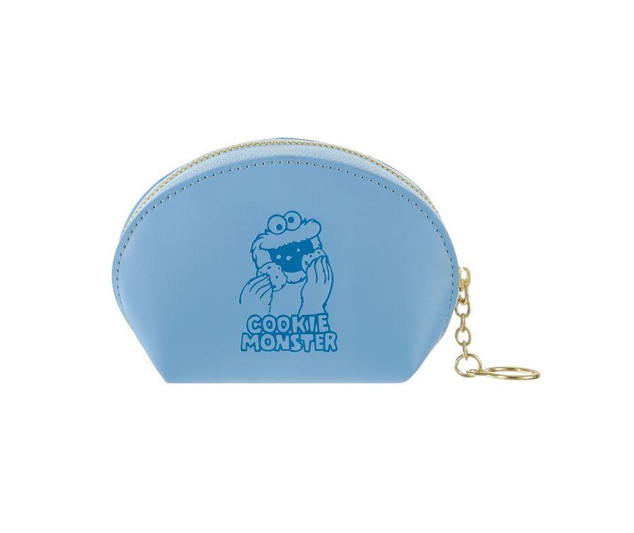 Монетница, серия Sesame Street (Cookie Monster)