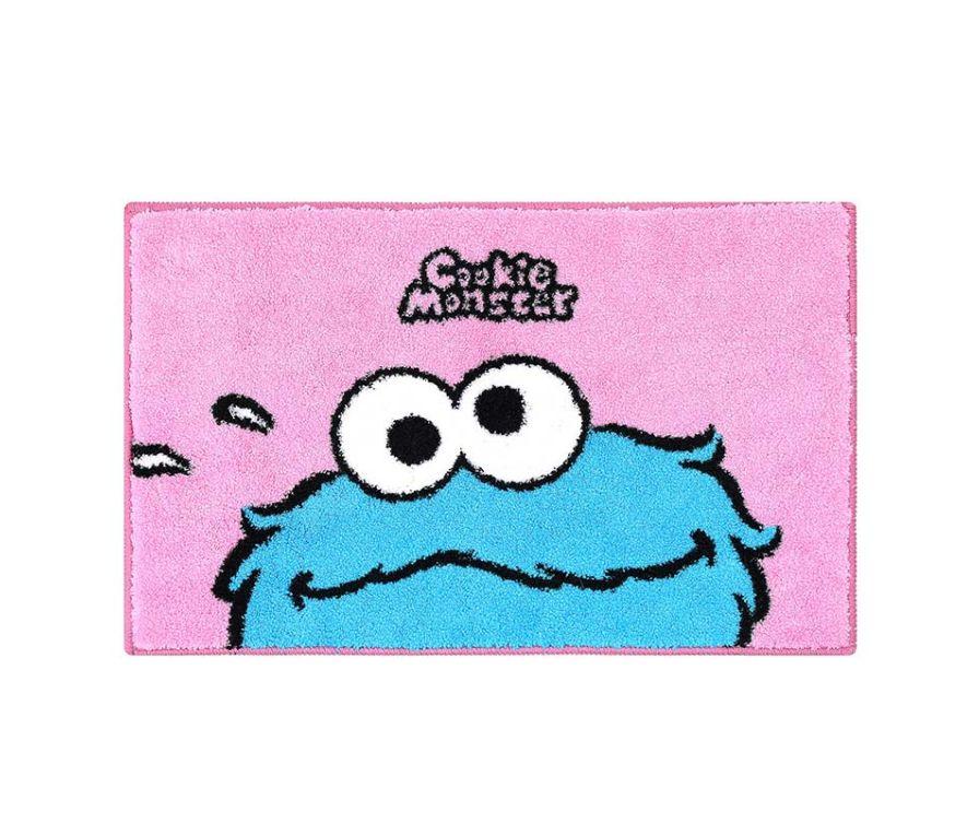 Коврик для пола, серия Sesame Street (Cookie Monster)