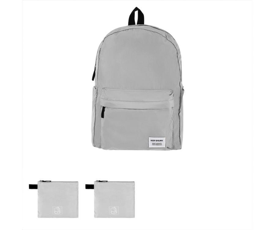 Рюкзак (серый)