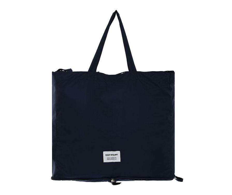 Складная большая сумка (темно-синий),  серия MINIGO