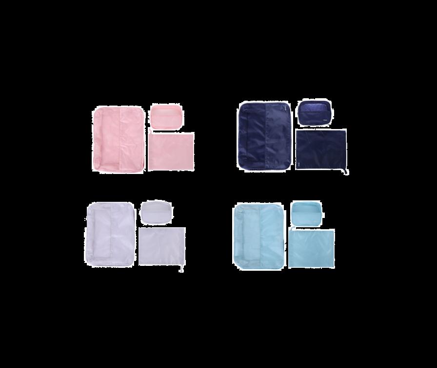 Органайзеры для одежды minigo 3 Pack (серый)