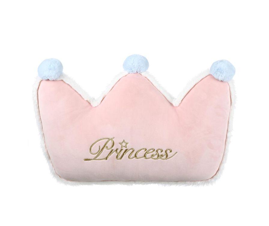 подушка в форме короны