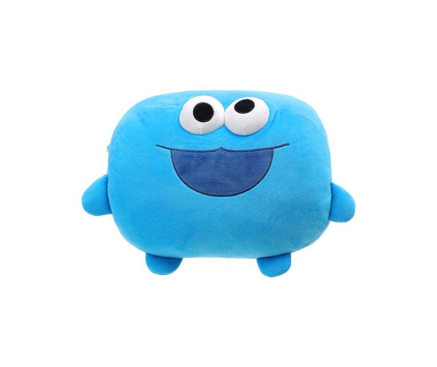 Подушка, серия Улица Сезам Cookie Monster