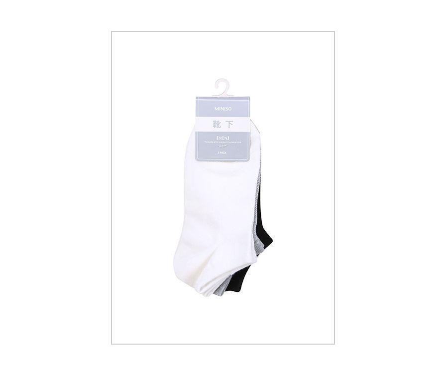 Мужские носки с низким вырезом 3 шт.