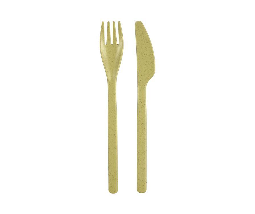 Набор столовых приборов (нож и вилка)
