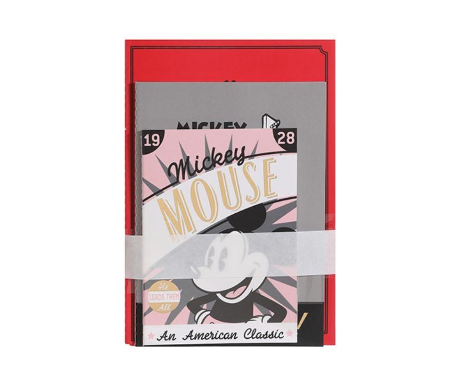 Блокнот, серия Mickey Mouse 24 листа (3 шт.)