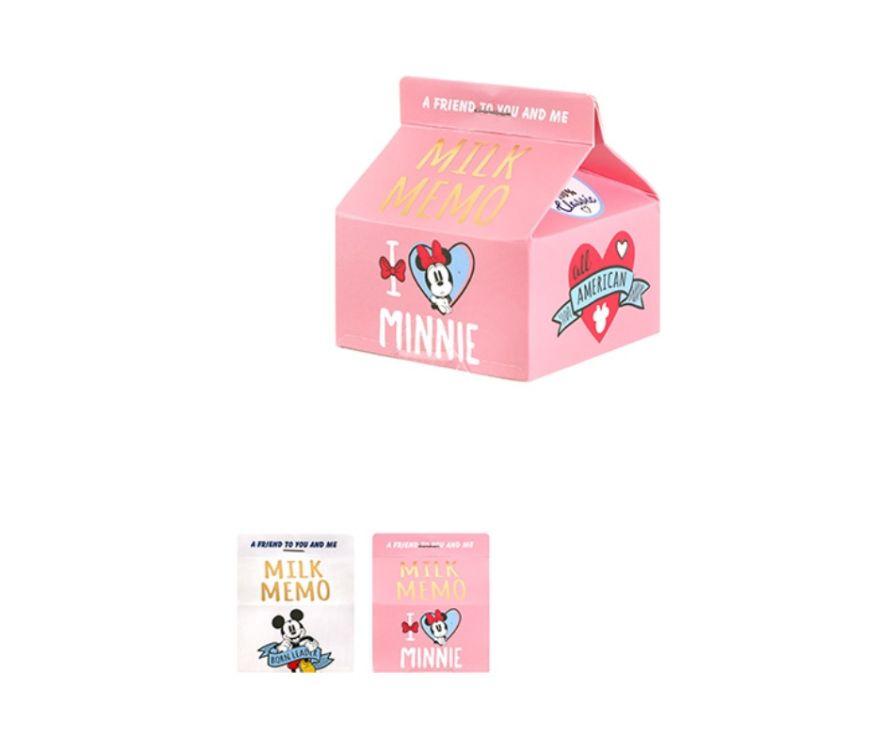 Бумага для заметок, серия Mickey Mouse Collection Milk  200 листо