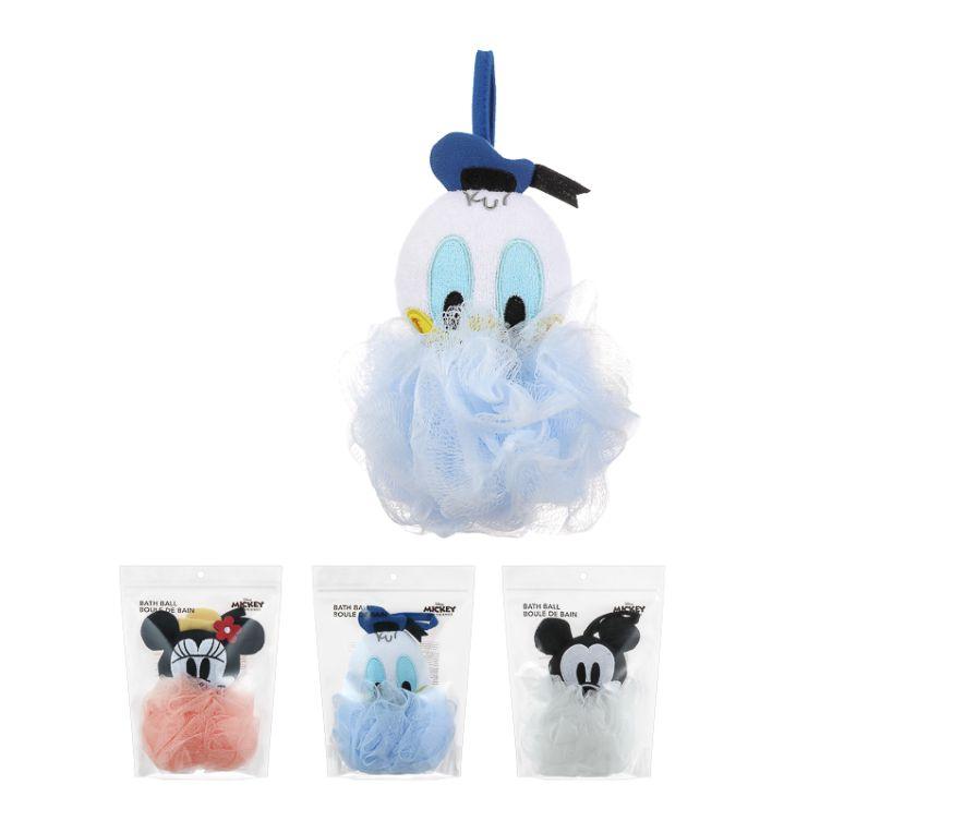 Губка банная, серия Mickey Mouse Collection (мяч)