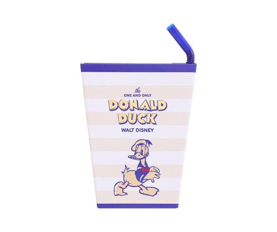 Записная книжка с ручкой, серия Donald Duck 120 листов
