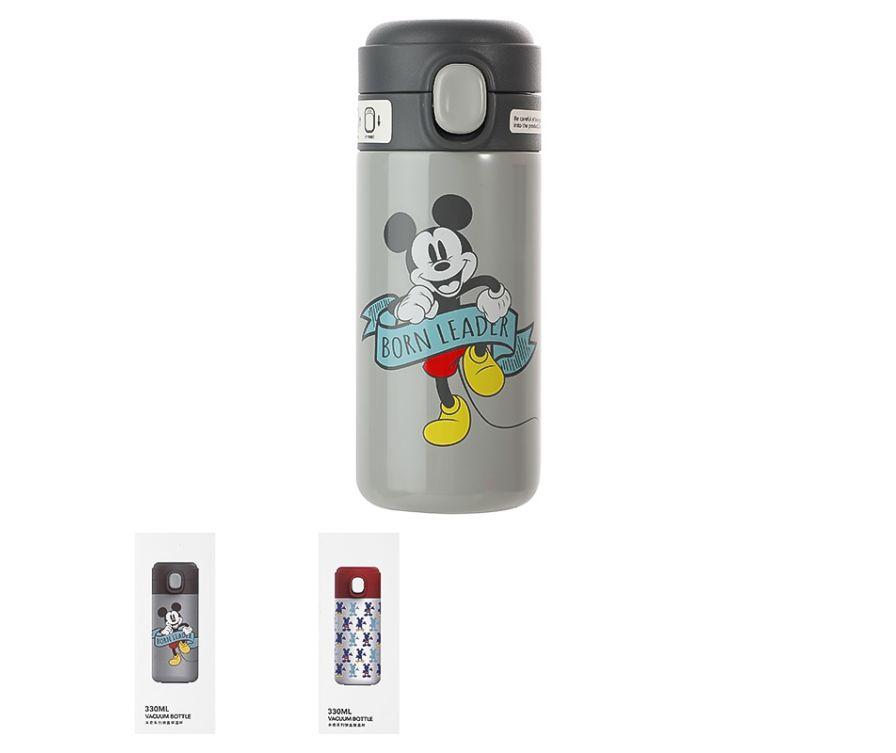 Термос 330 мл, серия Mickey Mouse