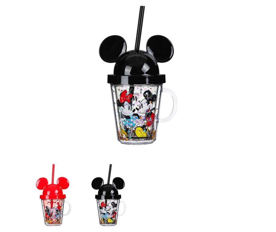Кружка с крышкой, серия Mickey Mouse Collection  280 мл
