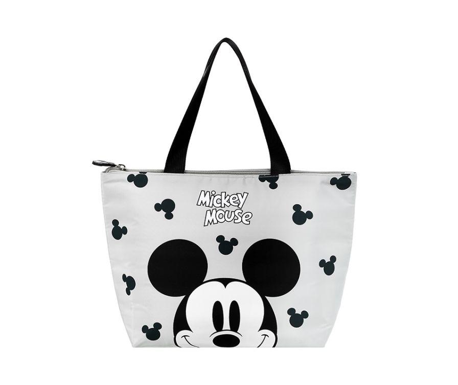 Сумка для обедов, серия Mickey Mouse Collection (серый)