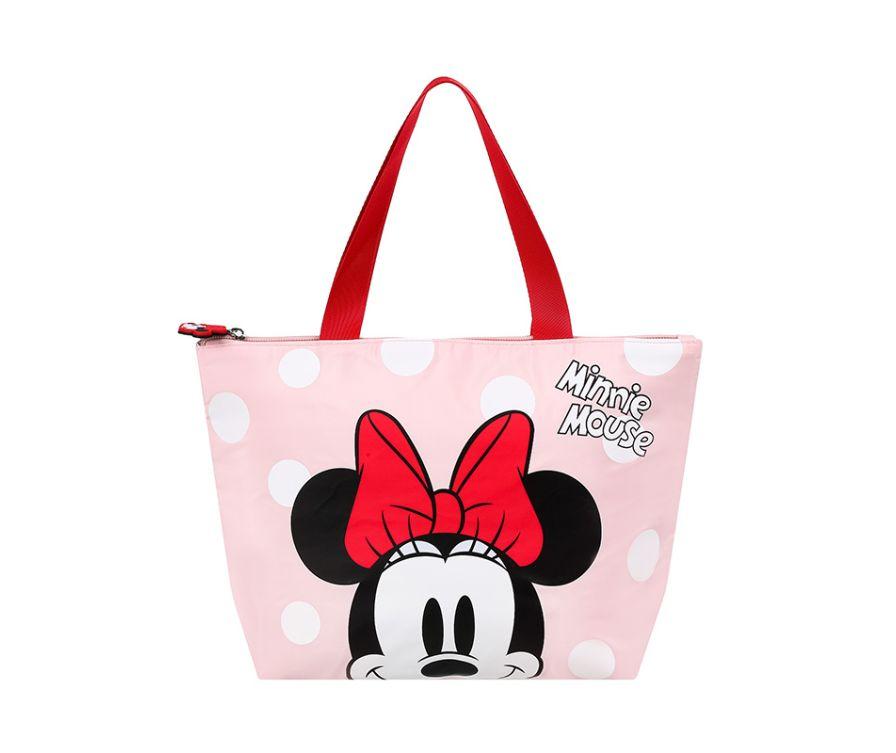 Сумка для обедов, серия Mickey Mouse Collection (розовый)