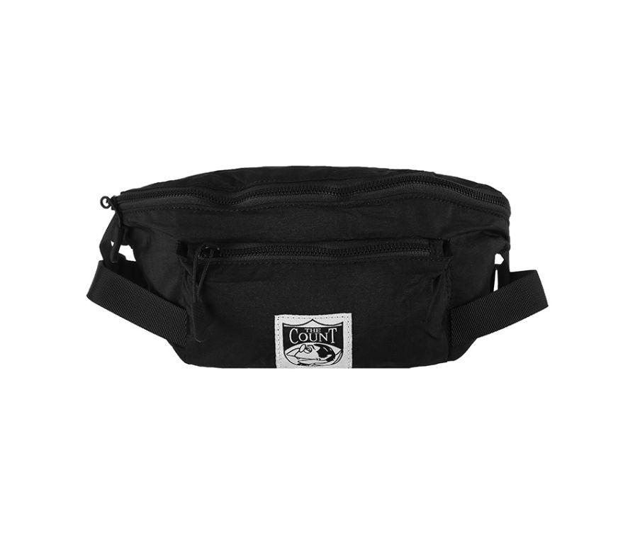 Мужская сумка через плечо, серия Sesame Street (черный)