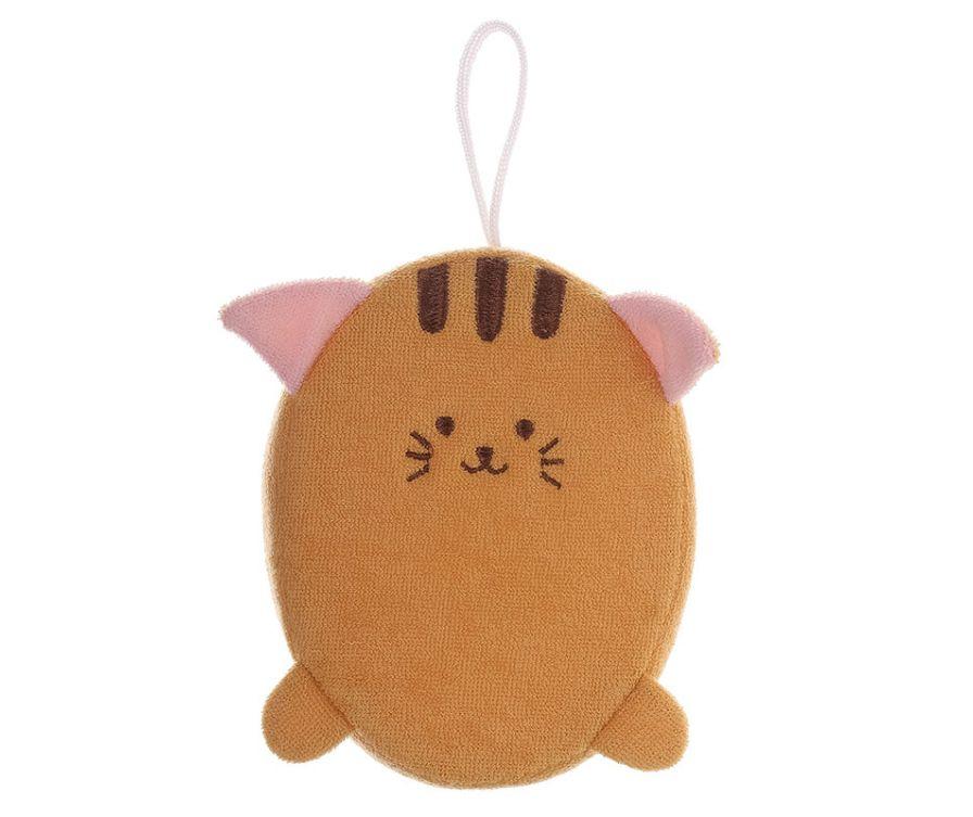 Губка банная (кот)