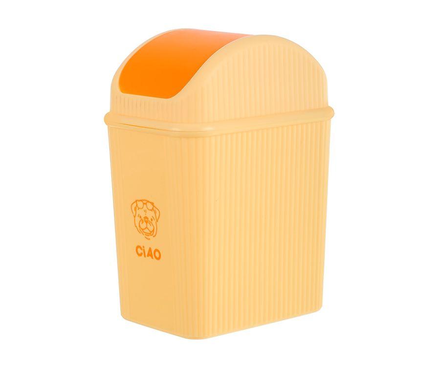 Контейнер настольный для мусора