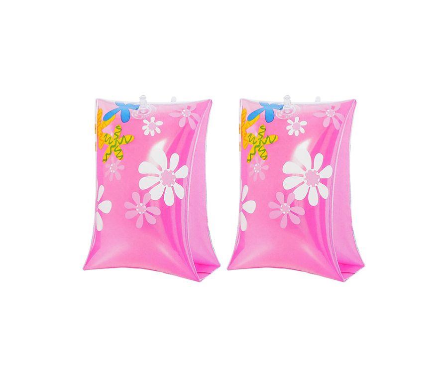 Нарукавники для плавания  Цветочек