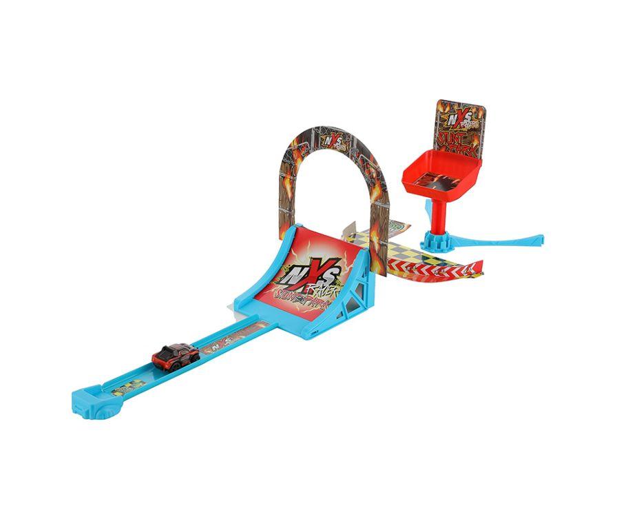 Игрушка автомобиль с автотреком Shooting Track
