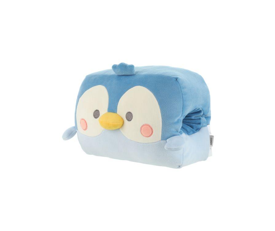 Подушка для сна Penguin (синий)