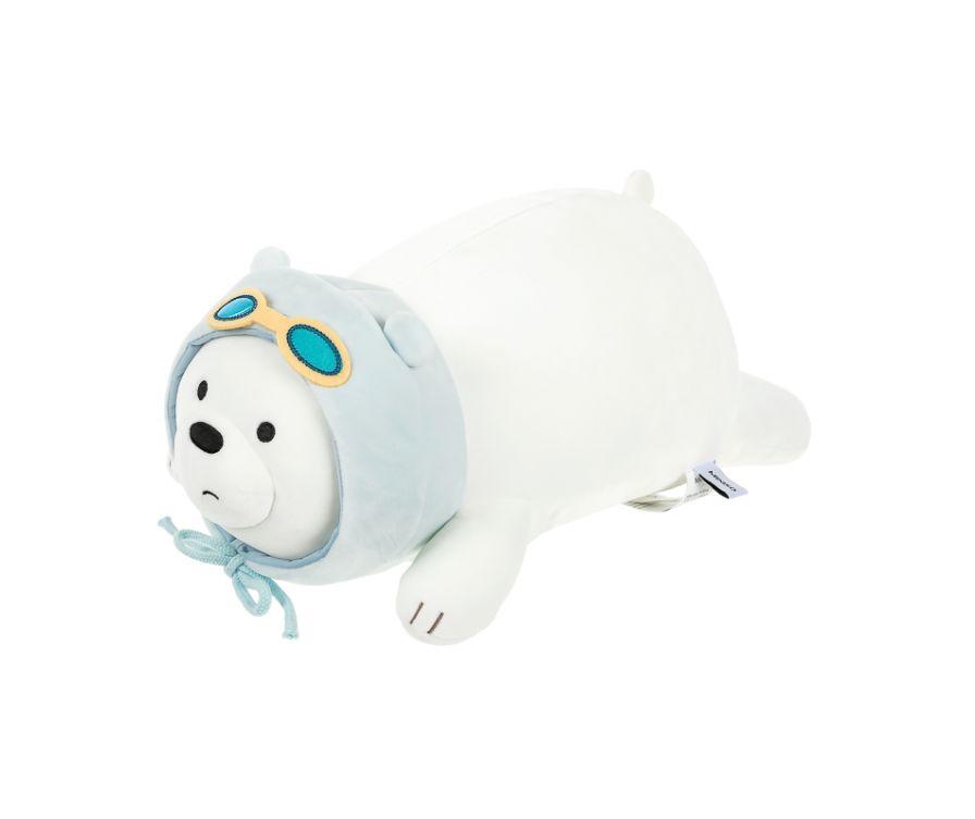 Игрушка мягкая, серия WeBare Bears (Белый медведь)