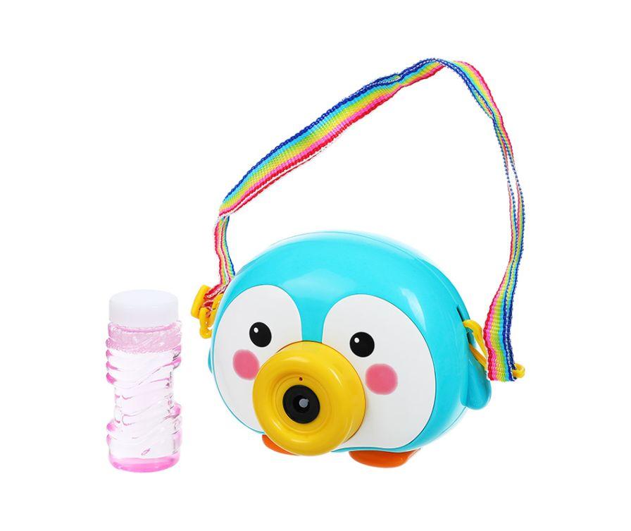 Игрушка для пускания мыльных пузырей Пигвин, серия Животные