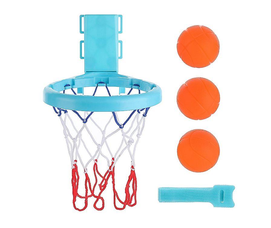 Игрушка Баскетбольный набор для ванной